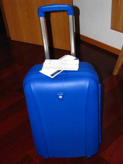 a minha mala