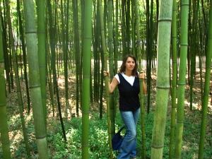 Me in Bambu Park