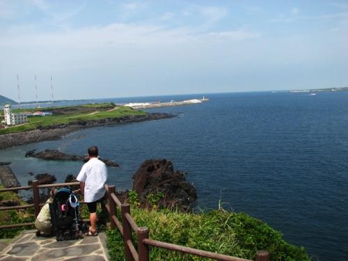 De olhos para Jeju